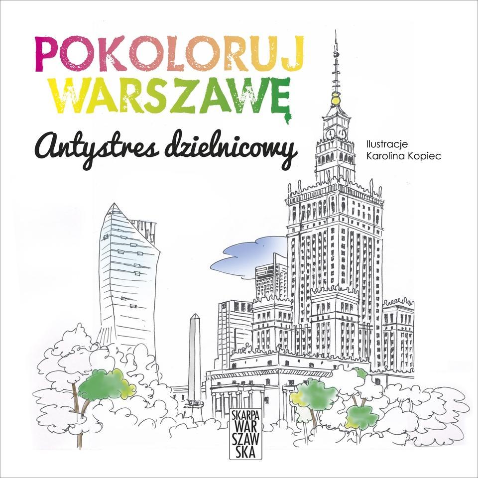 Pokoloruj Warszawę
